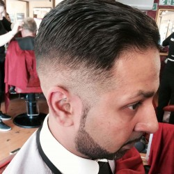 The Barber Shop Client Style Gallery