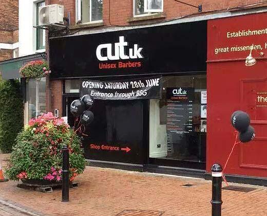 Cut UK Chesham Unisex Barbers