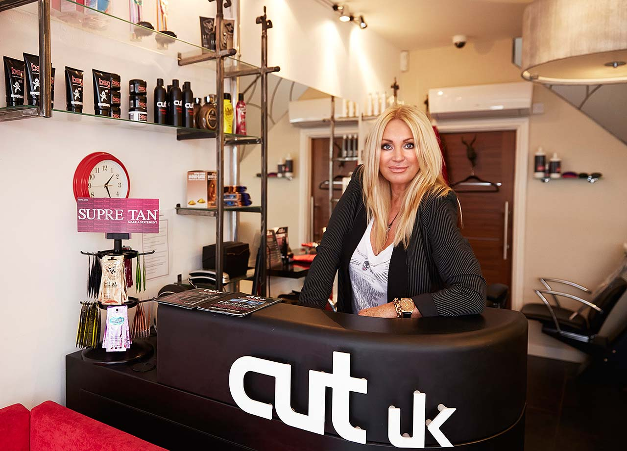 Inside a Cut UK branch with Karen Waldron