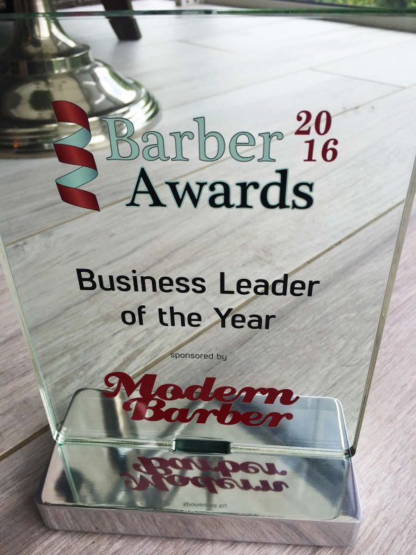 Karen Waldron - Business Leader of the Year 2016