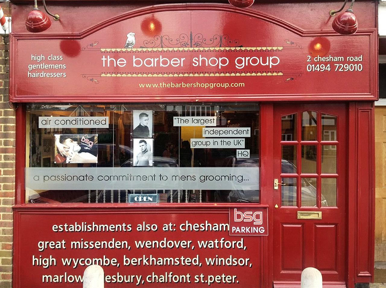 Amersham Barber Shop