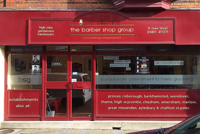 Henley Barber Shop