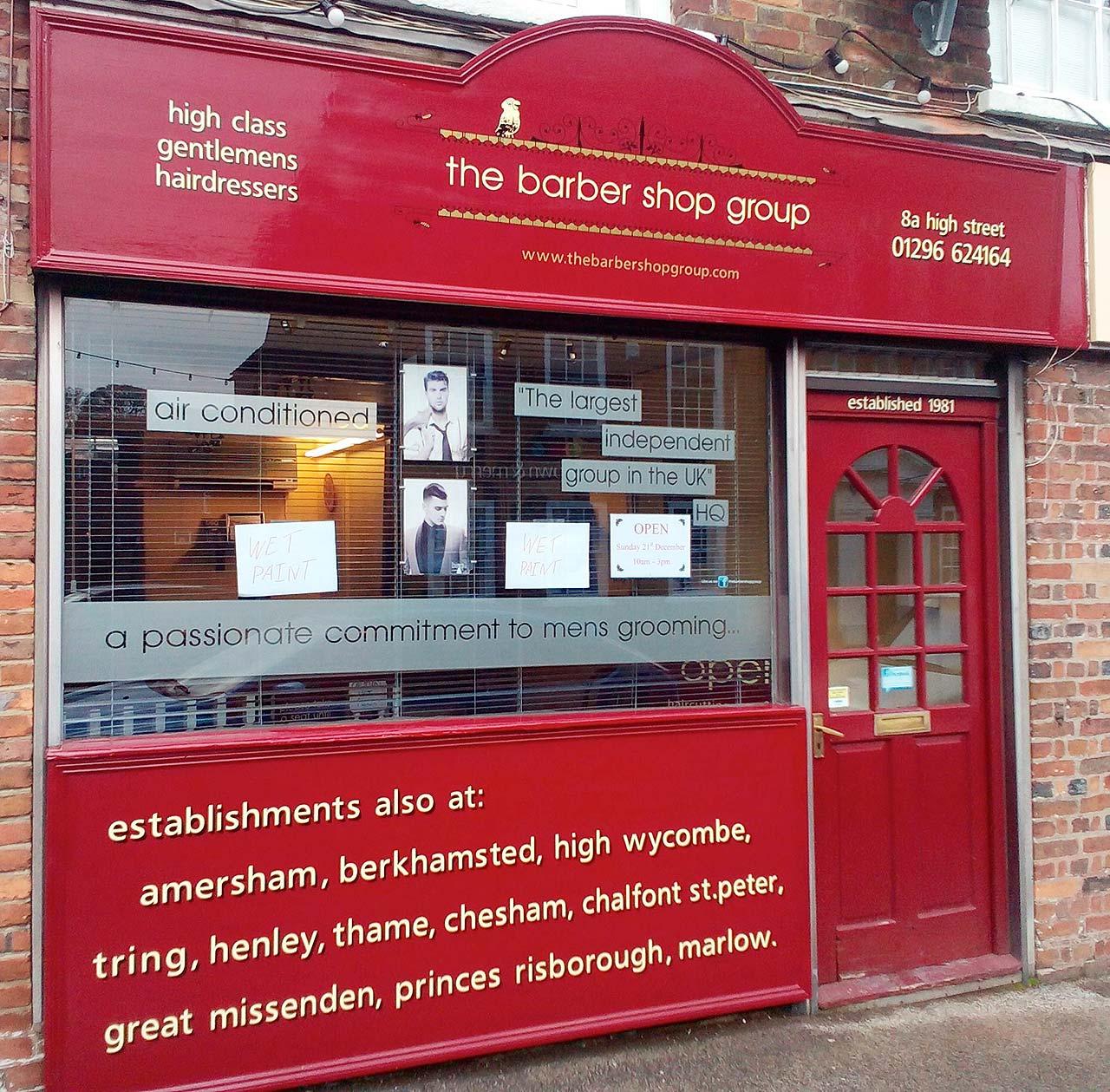 Wendover Barber Shop