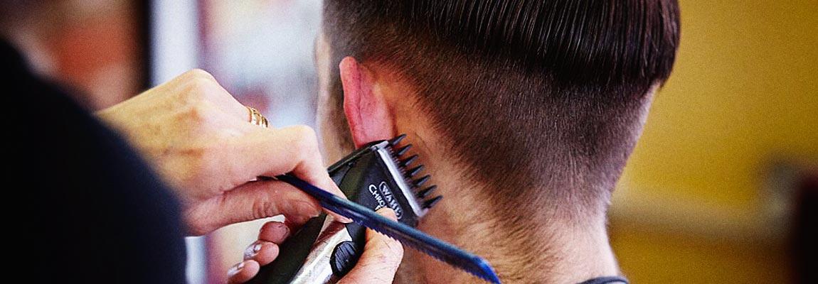 No-nonsense haircuts at The Barber Shop Group