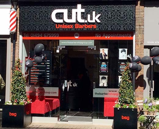Cut UK Beaconsfield Unisex Barbers