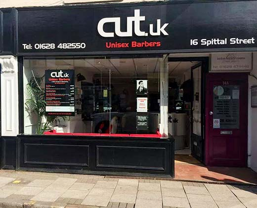 Cut UK Marlow Unisex Barbers