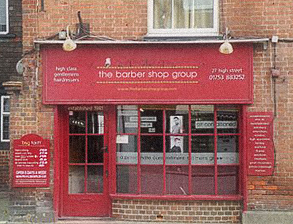 Chalfont St Peter Barber Shop