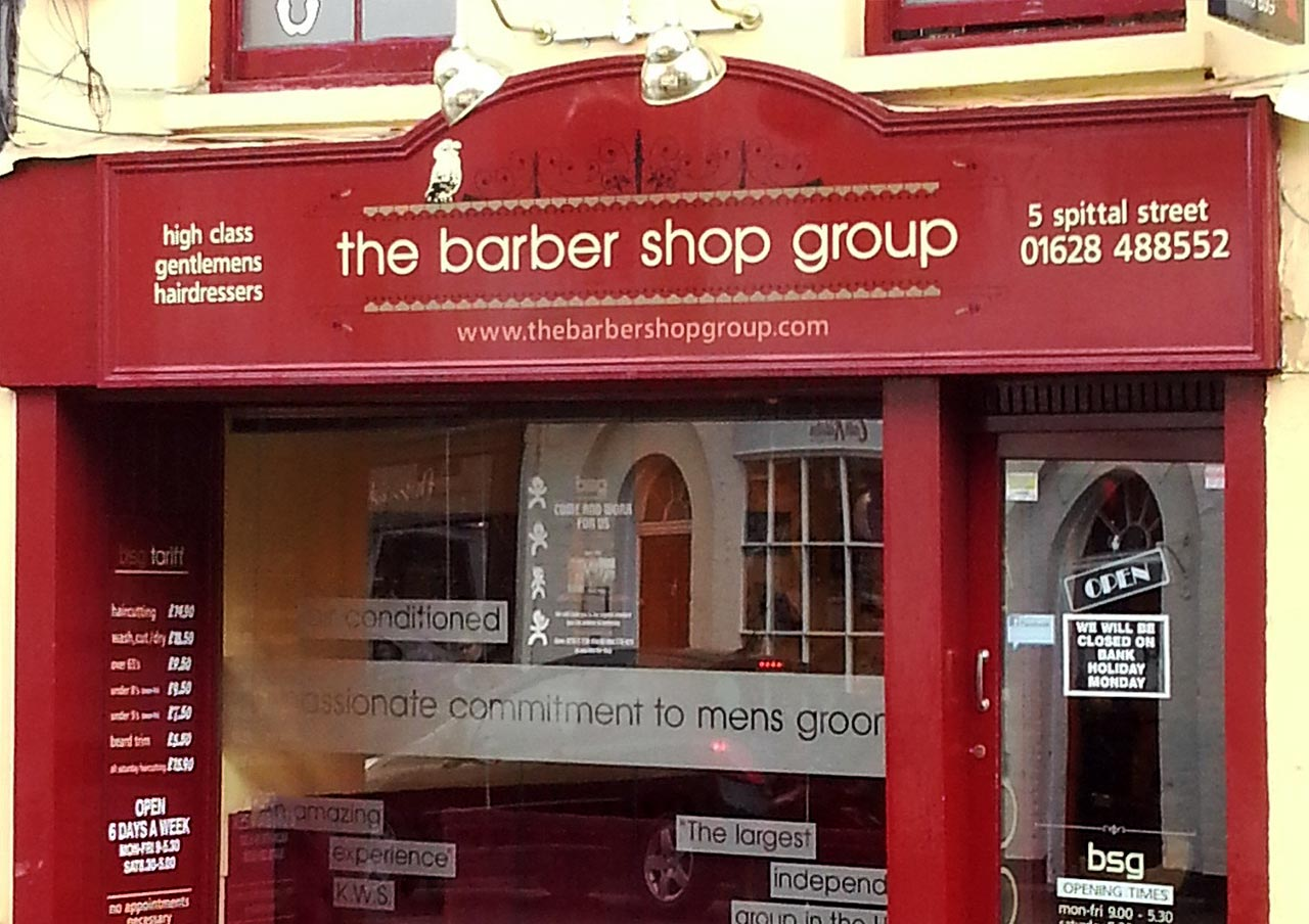 Marlow Barber Shop