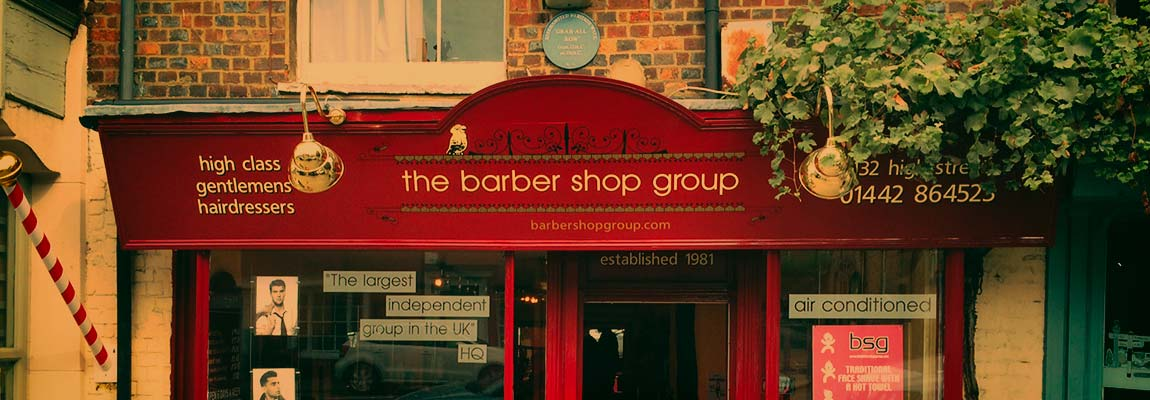 The Barber Shop Group headquarters